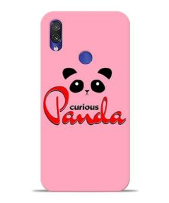 Curious Panda Xiaomi Redmi Note 7 Mobile Cover