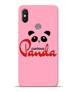 Curious Panda Xiaomi Redmi Y2 Mobile Cover