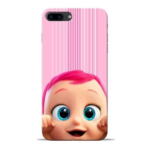Cute Baby Apple iPhone 8 Plus Mobile Cover