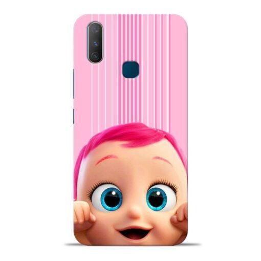 Cute Baby Vivo Y17 Mobile Cover