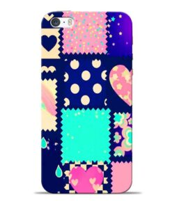 Cute Girly Apple iPhone 5s Mobile Cover