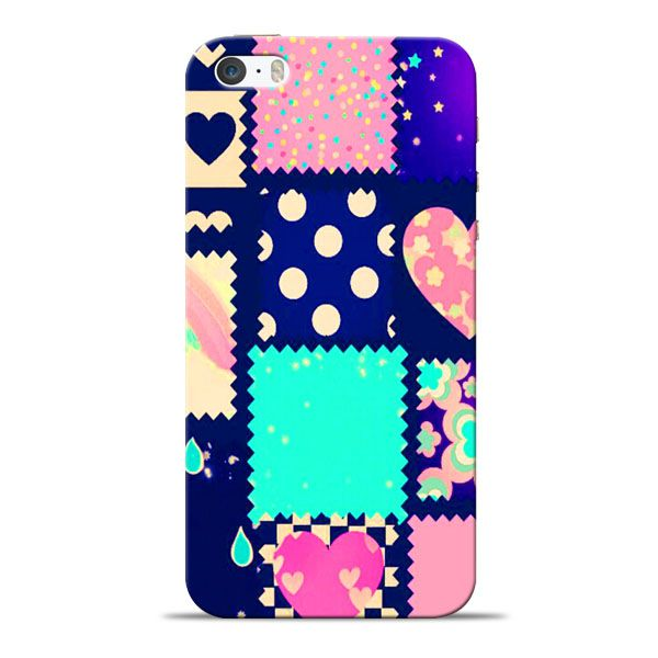 new concept 9784d 6d49c Cute Girly Apple iPhone 5s Mobile Cover