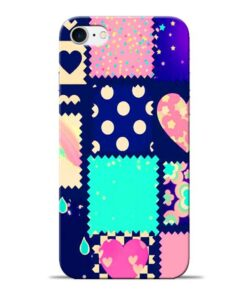 Cute Girly Apple iPhone 8 Mobile Cover