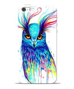 Cute Owl Apple iPhone 5s Mobile Cover