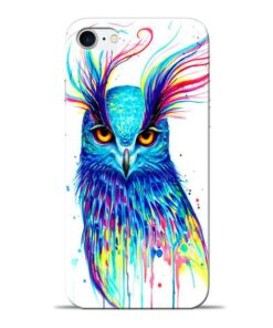 Cute Owl Apple iPhone 7 Mobile Cover