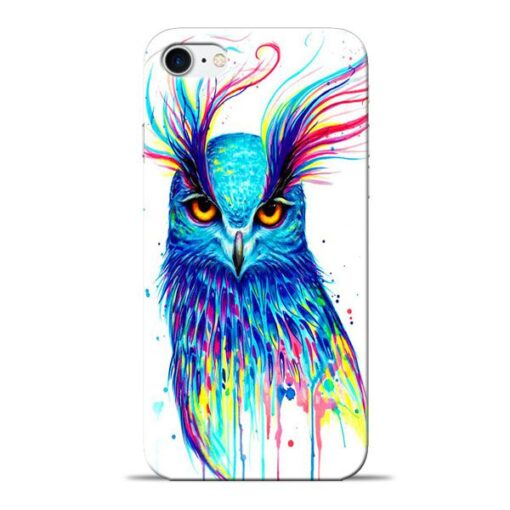 Cute Owl Apple iPhone 8 Mobile Cover