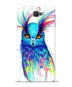 Cute Owl Samsung J7 Prime Mobile Cover