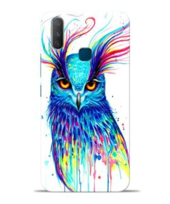 Cute Owl Vivo Y17 Mobile Cover