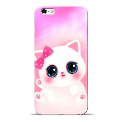 Cute Squishy Apple iPhone 6 Mobile Cover