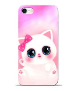 Cute Squishy Apple iPhone 7 Mobile Cover