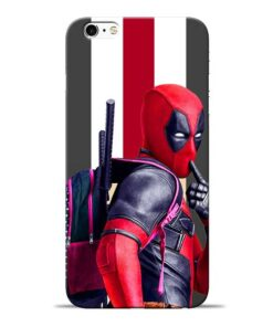 DeadPool Star Apple iPhone 6 Mobile Cover