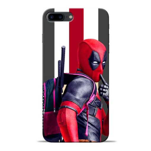 DeadPool Star Apple iPhone 7 Plus Mobile Cover