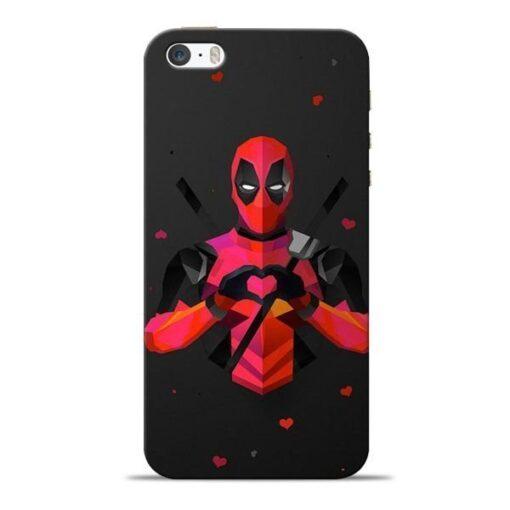 DeedPool Cool Apple iPhone 5s Mobile Cover