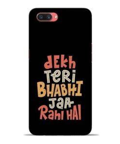 Dekh Teri Bhabhi Oppo A3s Mobile Cover