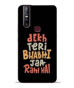 Dekh Teri Bhabhi Vivo V15 Mobile Cover