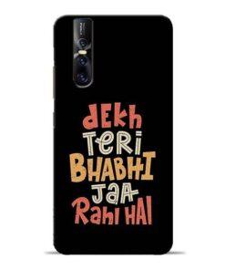 Dekh Teri Bhabhi Vivo V15 Pro Mobile Cover