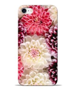 Digital Floral Apple iPhone 7 Mobile Cover