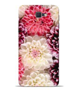 Digital Floral Samsung J7 Prime Mobile Cover
