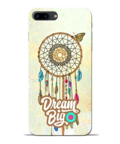 Dream Big Apple iPhone 8 Plus Mobile Cover
