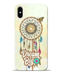 Dream Big Apple iPhone X Mobile Cover