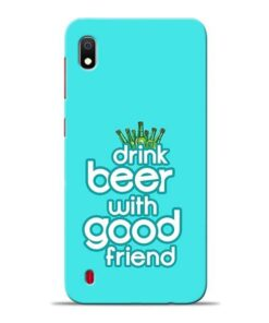 Drink Beer Samsung A10 Mobile Cover