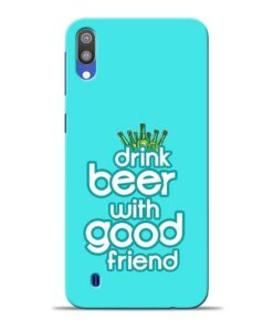 Drink Beer Samsung M10 Mobile Cover