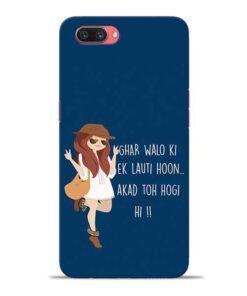 Ek Lauti Hoon Oppo A3s Mobile Cover