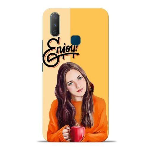Enjoy Life Vivo Y17 Mobile Cover