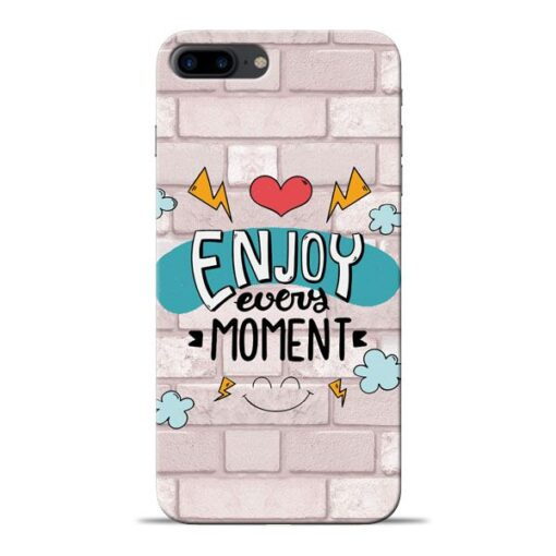 Enjoy Moment Apple iPhone 8 Plus Mobile Cover
