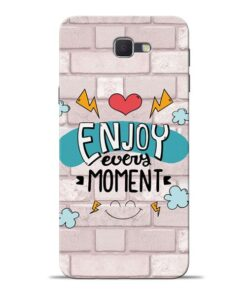 Enjoy Moment Samsung J7 Prime Mobile Cover
