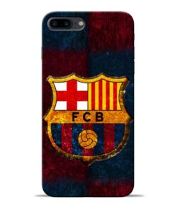 FC Barcelona Apple iPhone 8 Plus Mobile Cover