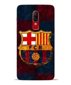 FC Barcelona Oneplus 6 Mobile Cover