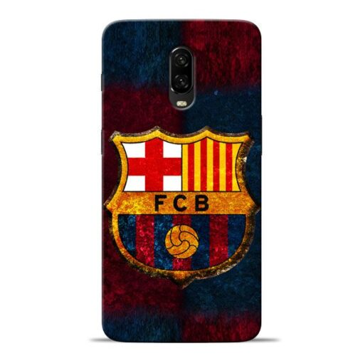 FC Barcelona Oneplus 6T Mobile Cover
