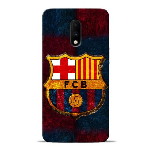 FC Barcelona Oneplus 7 Mobile Cover