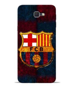 FC Barcelona Samsung J7 Prime Mobile Cover