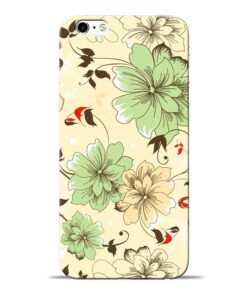Floral Design Apple iPhone 6s Mobile Cover