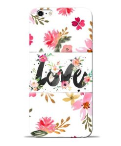 Flower Love Apple iPhone 6s Mobile Cover