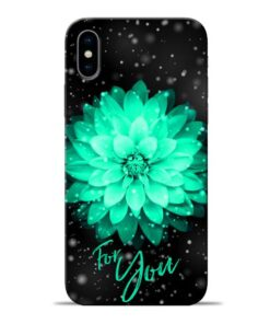 For You Apple iPhone X Mobile Cover