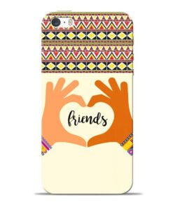 Friendship Apple iPhone 5s Mobile Cover