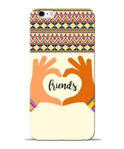 Friendship Apple iPhone 6 Mobile Cover