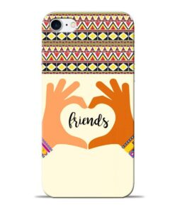 Friendship Apple iPhone 7 Mobile Cover