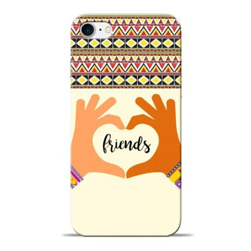 Friendship Apple iPhone 8 Mobile Cover