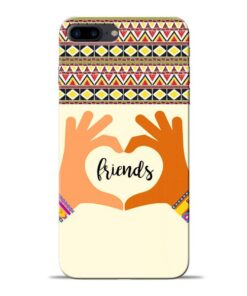 Friendship Apple iPhone 8 Plus Mobile Cover