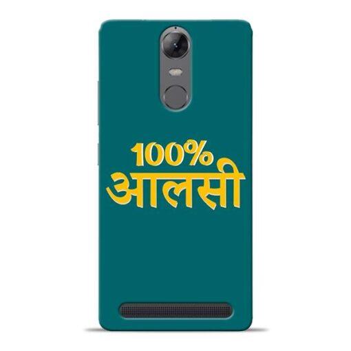 Full Aalsi Lenovo K5 Note Mobile Cover