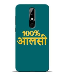 Full Aalsi Nokia 5.1 Plus Mobile Cover