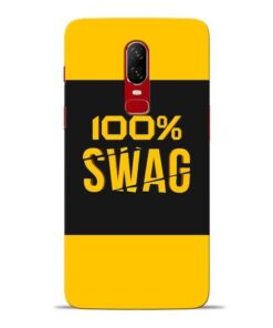 Full Swag Oneplus 6 Mobile Cover