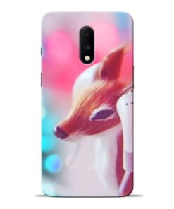 Funky Dear Oneplus 7 Mobile Cover