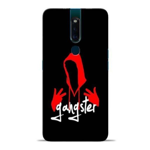 Gangster Hand Signs Oppo F11 Pro Mobile Cover