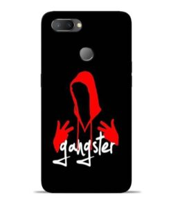 Gangster Hand Signs Oppo Realme U1 Mobile Cover