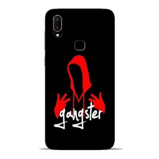 Gangster Hand Signs Vivo V11 Mobile Cover